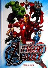 Marvel - The Avengers Vault - 2015 Hard Cover -  Peter A David NEW