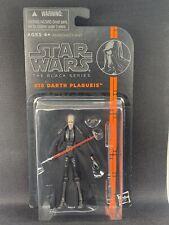 Star Wars Darth Plagueis #18 The Black Series brand new sealed