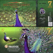 ATLANTIC FOREST - 7 aves dollars 2015 FDS UNC