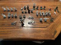 Warhammer 40k steel legion astra militarum space marine assassin promo commissar