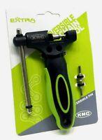 KMC Reversible Chain Breaker Tool for Single, 5,7,8,9,10 & 11-Speed Bike Chains