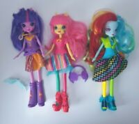 My Little Pony Equestria Girls - Rainbow Dash, Twilight Sparkle, Fluttershy