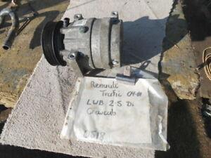 RENAULT TRAFIC 2,5 dCi 8200979500 DELPHI V5 AC AIR CON COMPRESSOR PUMP  2009