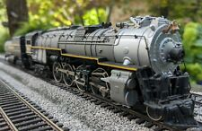 Bachmann HO Union Pacific 4-8-4 Overland Locomotive Steam Engine & Tender UP 806