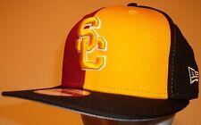 New Era 9Fifty USC Trojans Southern California Cap Hat Snapback snap back black