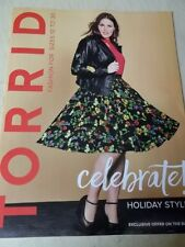 """Torrid sexy Holiday issue 2017 """" Style 10 to 30 """" Plus Size sexy Bra's & Panties"""