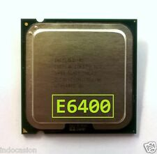 CPU Intel Core 2 Duo E6400 Procesador (2M Cache, 2.13 GHz, 1066 MHz FSB)