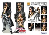 Risotto Nero action figure JOJO Super Action Statue MEDICOS 160mm Anime JAPAN