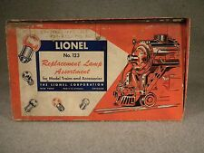 Lionel Lamp Assortment # 123 - From closed train store in Buzzards Bay - Lot 1