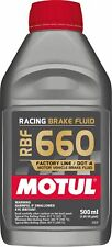 OLIO FRENI MOTUL RBF 660 Factory Line AUTO MOTO DOT 4