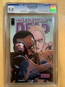 The Walking Dead #38 CGC 9.8
