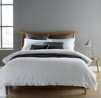Christy Chatterley Kingsize Duvet Cover Set - White