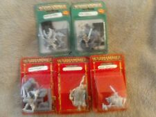 Warhammer Empire Ludwig Schwarzhelm Emperors Champion character pack new