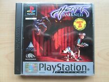 Playstation 1 - Heart of Darkness incl 3D Glasses - MINT - Manual INCLUDED