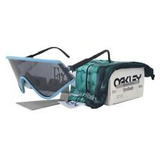 Oakley OO 9259-07 EYESHADE Heritage Collectors Blue Grey Lens Mens Sunglasses