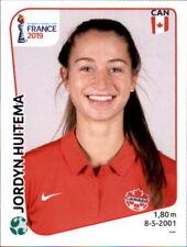 Panini Frauen WM 2019 Sticker 343 - Jordyn Huitema - Kanada