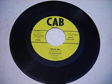The Mud - Kidds Circus Girl / Love is 1960's 45rpm VG+ PSYCH