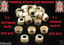 PRIMUS STOVE CUP WASHERS PICNIC STOVE PUMP WASHERS KEROSENE STOVE OPTIMUS PARTS