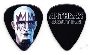 Anthrax Scott Ian Spaceman KISS Ace Frehley Guitar Pick - 2018 Killthrax II Tour