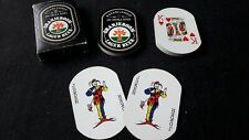 Boxed Deck Oval Collectable Playing Cards Promoting Oranjeboom Lager