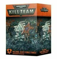 Kill Team Killzone: Death World Forest - Warhammer 40k - Brand New! 102-32