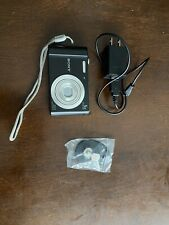 Sony Cyber-shot DSC-W800 20.1MP Digital Camera - Black used