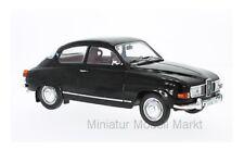 #18063 - MCG Saab 96 V4 - schwarz - 1971 - 1:18