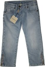 Burberry Jeanshose NEU Gr.4 Jahre/104 hellblau Stretch Skinny