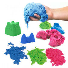 Magic Motion Moving Crazy Play Kinetic Sand Colour Building Active Formula b2