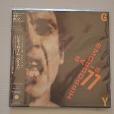 IGGY POP - HIPPODROME PARIS 77 - 2007 JAPAN CD MINI LP PROMO SAMPLE