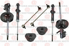 For Toyota Prius 04 to 09 Suspension Front & Rear Strut Shock Assembly Sway Bars