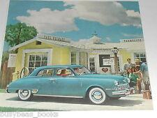 1948 Studebaker ad, Studebaker Land Cruiser