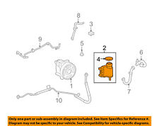 FORD OEM-Power Steering Pump Reservoir Tank 6E5Z3A697A