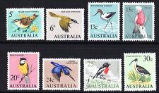 1966 DECIMAL DEFINITIVE BIRDS SERIES MUH