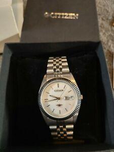 Citizen 7 Eagle 4-R02149 RC Automatic 21 Jewels Vintage Men's Watch Excellent