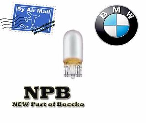 Genuine BMW PY21W Chrome light bulbs Set of 2 pcs