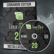 NEU: Linux Mint 20.2 Cinnamon Betriebssystem DVD inkl. Anleitung Markenware