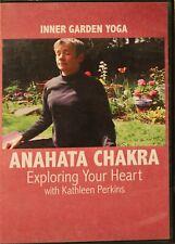 Inner Garden Yoga Anahata Chakra Exploring Your Heart Dvd Kathleen Perkins