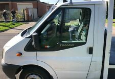 2010 Ford Transit VM Single Cab Chassis