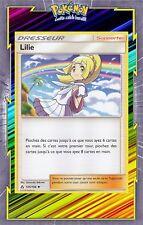 Lilie - SL05:Ultra Prisme - 125/156 - Carte Pokemon Neuve Française