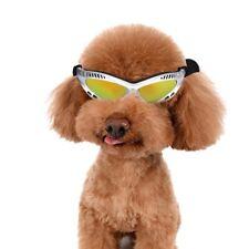 Large Dog Sunglasses UV Eye Protection Pet Goggles Sun Glasses Wear Adjustable