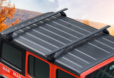Fit  Jeep Wrangler Roof Rack Crossbar 2007-2019 Jeep Wrangler Hardtop JK JL