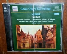 Verdi: Falstaff (CD, Jul-2002, 2 Discs, Naxos)