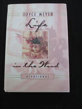 Life in the World, Joyce Meyer, Excellent Condition, Hardcover, D.J.