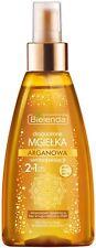 Bielenda Precious ARGAN Self Tanning No Streaks Bronzing Mist 2in1 Body and Face