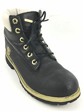 Timberland  Womens Black Ankle Boots Size US.5 UK.4.5 EU.37