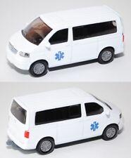 Siku Super 1070 VW T5 Multivan mit Star of Life Symbol