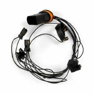 For 08-11 Mercedes-Benz W204 C280 C300 C230 C350 Headlight Wiring Harness LH RH