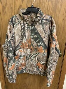 Outfitters Ridge L Camouflage Jacket Fusion 3D Hunting Mens