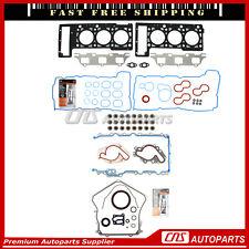 Full Gasket Set For 01-07 Chrysler SEBRING Dodge STRATUS 2.7L DOHC V6 EER